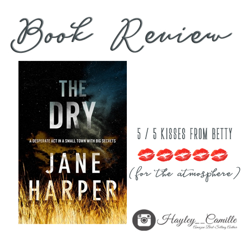 Book Review of The Dry by Jane Harper