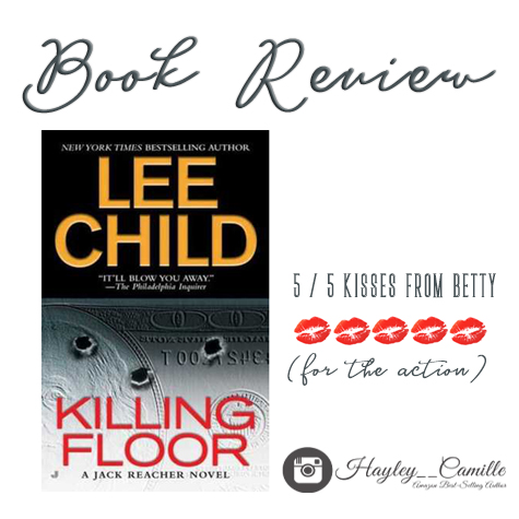 Book Review of The Killing Floor by Lee Child