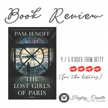 Book Review: The Lost Girls of Paris
