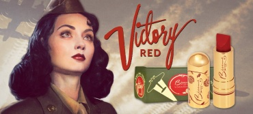 Victory Red ~ Wartime Glamor